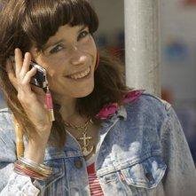 Sally Hawkins, splendida protagonista di Happy Go-Lucky