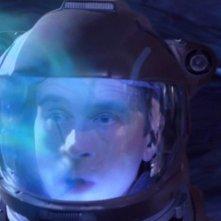 Trip, interpretato da Connor Trinneer, confronta un'entità aliena nell'episodio 'Lo scambio' della serie 'Enterprise'