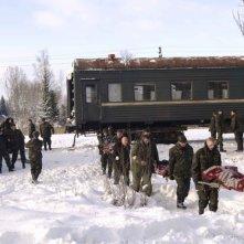 Un'immagine tratta dal film Transsiberian