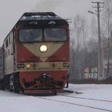 Una scena sulle rotaie di Transsiberian