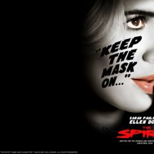 Wallpaper di The Spirit con Sarah Paulson