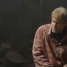 Woody Harrelson in una sequenza di Transsiberian