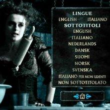 Il menù audio di Sweeney Todd - Edizione speciale