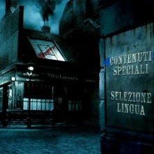Il menù del secondo disco di Sweeney Todd - Edizione speciale