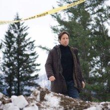 David Duchovny è Fox Mulder in X-Files: Voglio crederci