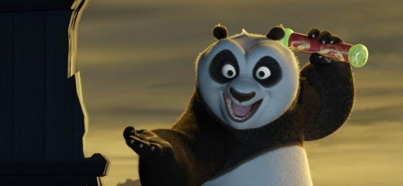 Il Panda Po In Un Immagine Di Kung Fu Panda 81685