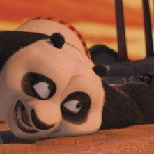 Un'immagine tratta da Kung Fu Panda