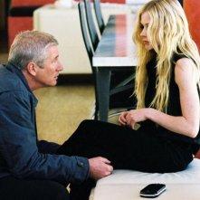 Richard Gere e Avril Lavigne in una scena di Identikit di un delitto