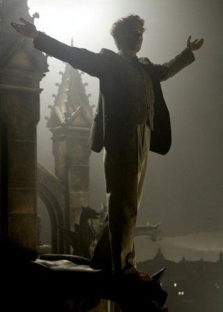 Guy Pearce in una scena di Houdini - L'ultimo mago