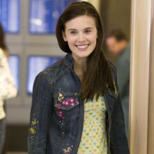 Maggie Grace in una sequenza del film Io vi troverò