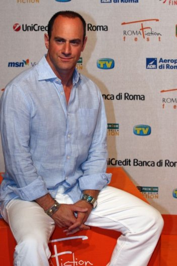Christopher Meloni al Roma Fiction Fest 2008
