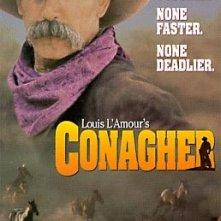 La locandina di Conagher