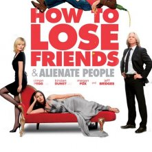Poster USA per How to Lose Friends and Alienate People