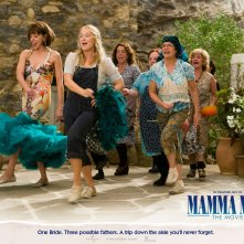 Wallpaper del musical Mamma Mia!