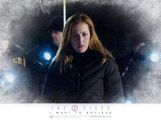 Wallpaper di X-Files: Voglio crederci