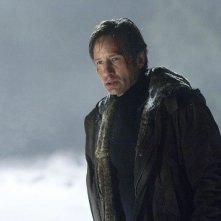 David Duchovny è Fox Mulder nel film X-Files: Voglio crederci