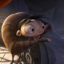 Igor in una scena del film d'animazione Igor