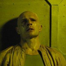 Lambert Wilson in una sequenza del film Dante 01 diretto da Marc Caro