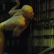 Lambert Wilson in una sequenza del film fantascientifico Dante 01
