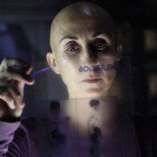 Simona Maicanescu in una scena del film Dante 01