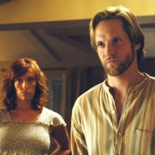 Toni Collette e Matt Letscher in una sequenza del film Towelhead
