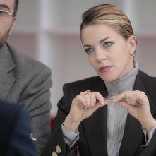 Claudia Gerini in una sequenza del film Diverso da chi?