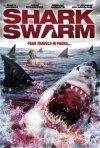 La locandina di Shark Swarm - Squali all'attacco