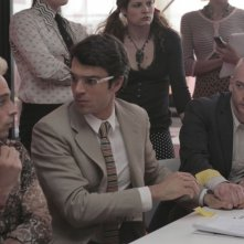 Luca Argentero e Filippo Nigro in una sequenza del film Diverso da chi?
