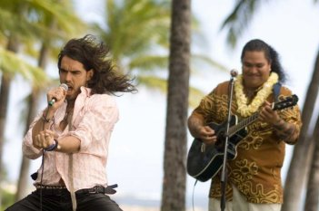 Russell Brand è Aldous in Forgetting Sarah Marshall
