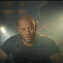 Vin Diesel in una scena del film Babylon A.D.