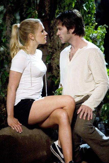 Anna Paquin E Stephen Moyer In Una Scena Di True Blood 82542