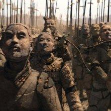 L'esercito di terracotta del film La mummia 3