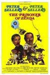 La locandina di Il prigioniero di Zenda