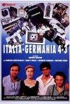 La locandina di Italia Germania 4 - 3