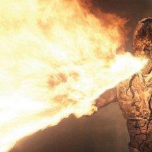 Una scena del film La mummia 3, diretto da Rob Cohen