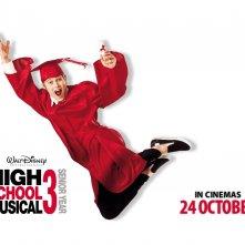 Wallpaper di High School Musical 3 con Lucas Grabeel