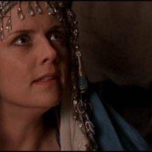 Amanda Tapping nel ruolo di Samantha Carter nella serie tv Stargate SG-1, episodio: Emancipazione