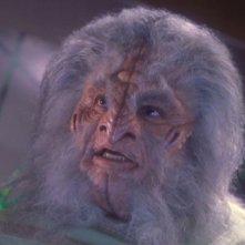 John Cothran Jr. nel ruolo dell'alieno Gralik nell'episodio 'La kemocite' della serie tv Enterprise