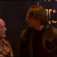 Keene Curtis e Michael Shanks in una scena dell'episodio 'Il supplizio di Tantalo' della serie tv Stargate SG-1