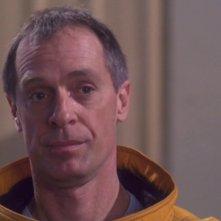 Keith Carradine interpreta il Capitano Robinson nell'episodio 'Il primo volo' della serie tv Enterprise