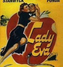 La locandina di Lady Eva