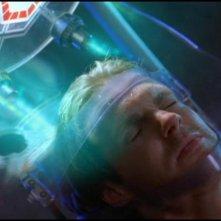 Michael Shanks nel ruolo dell'archeologo Daniel Jackson nella serie tv Stargate SG-1, episodio: Morte apparente