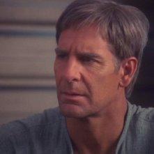 Scott Bakula veste i panni del Capitano Jonathan Archer nella serie tv Enterprise, episodi: Il crepuscolo del tempo