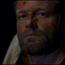 William Russ interpreta il Capintano Jonas Hansen nell'episodio 'Il primo comandamento' della serie tv Stargate SG-1