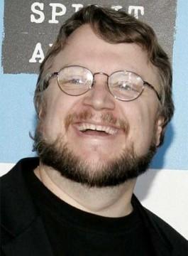 Il regista e produttore Guillermo del Toro