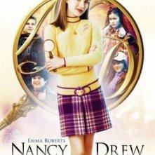 La locandina americana del film Nancy Drew