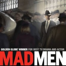 Un poster della seconda stagione di Mad Men