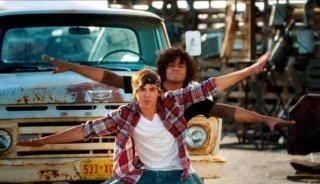 Zac Efron e Corbin Bleu in una scena del film High School Musica 3: Senior Year