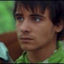 Harry Lloyd  nei panni di Will Scarlett nella serie televisiva Robin Hood