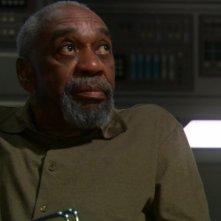 Bill Cobbs nel ruolo dello scienziato Emory Erickson nell'episodio 'Dedalo' della serie tv Enteprise